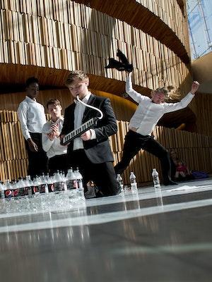 NMH-studenter på Operaen under Lyden av Musikkhøgskolen 2017