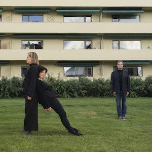 Astrid Kvalbein, Emil Bernhardt, Maia Viken og Matti Hirvonen