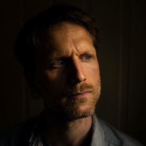 Portrett av Kristian Lindberg