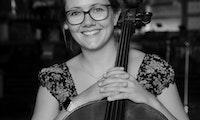 Frida Fredrikke Waaler Wærvågen med cello
