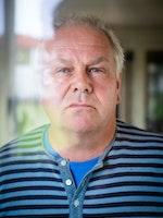 Portrett av Homeside-deltaker Harald