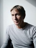 Portrett av Viserektor og saksofonist Morten Halle