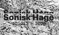 Logoen til Sonisk Hage 2020