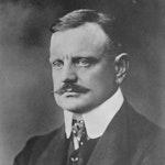Portrett av Sibelius