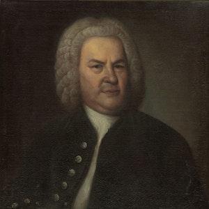 Maleri av Bach