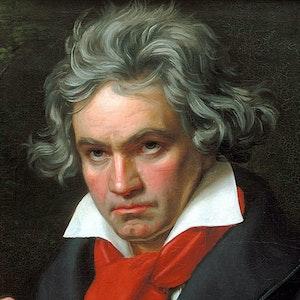 Maleri av Ludwig van Beethoven