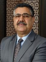 Portrett av Dr. Ahmad Sarmast