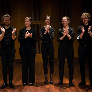 Aurora blåsekvintett mottar pris under Kammermusikkonkurransen 2019