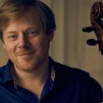 Portrett av Jakob Kullberg med cello