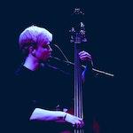 Joachim Mørch Meyer spiller bass på RÅ