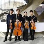 Gruppebilde av Simply Quartet
