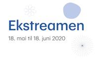 Logoen til eksamenskonserten på nett, Ekstreamen.