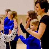 Randi Aarflot underviser i barnekorledelse ved Musikkhøgskolen.
